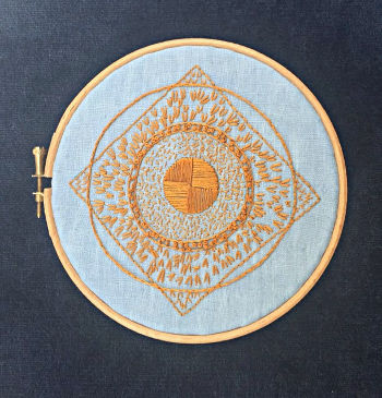 Why You Need an Embroidery Sampler Project **not only for beginners